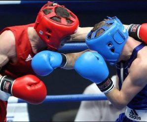 Бокс развивает реакцию