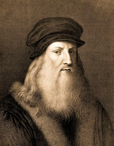 Leonardo da Vinci interesting facts