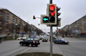 Светофор зачем, когда, где?