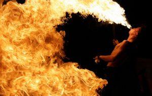 Конджюрер - покоритель огня