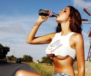 «Coca-cola» в желудке человека