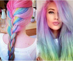 Чем красят волосы?