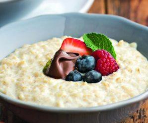 Каша на завтрак полезна или нет