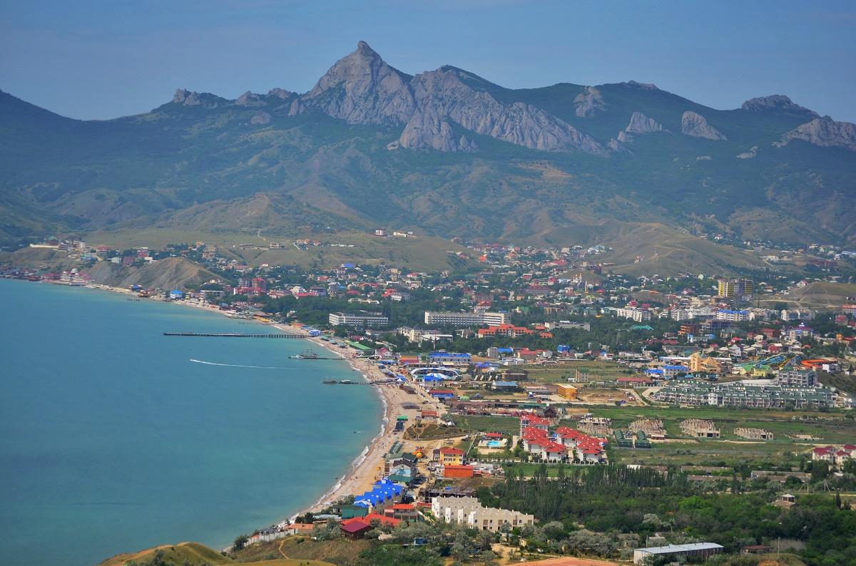 Курорты Крыма: Коктебель