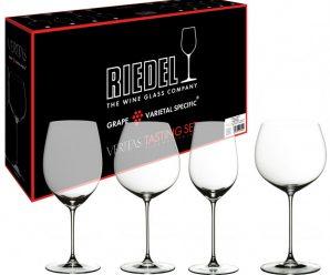 Бокалы Riedel: форма определяет содержание