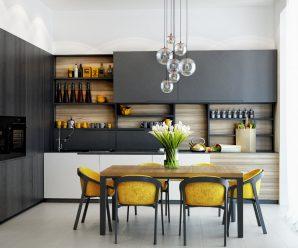 Какой должна быть современная кухня?